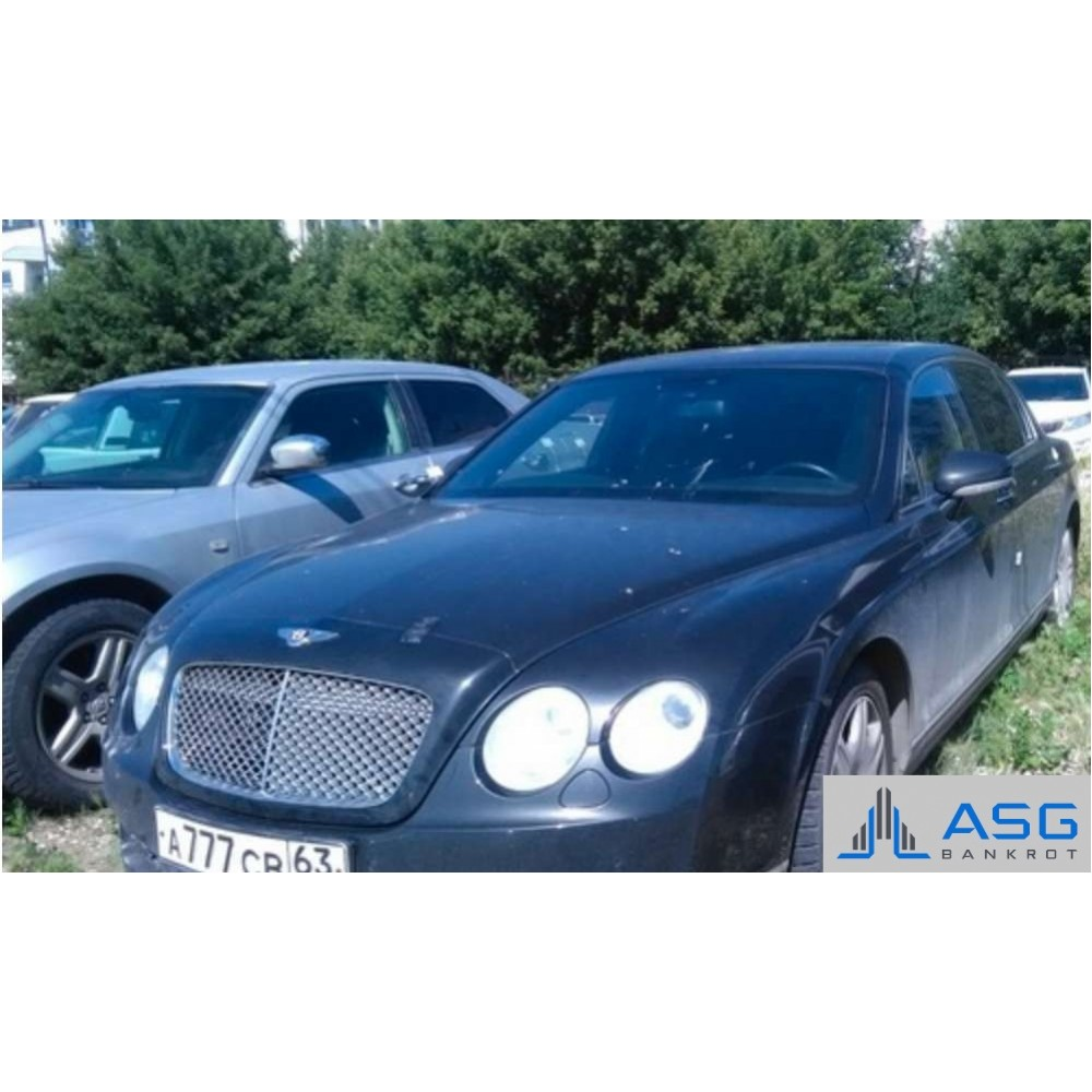 BENTLEY CONTINENTAL FLYING SPUR, 2007, 68 082 км, г. Самара